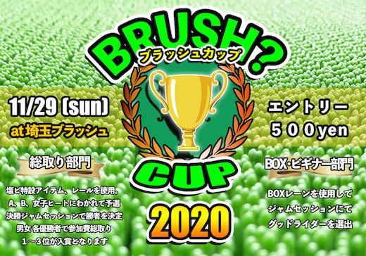 BRUSHCUP2020